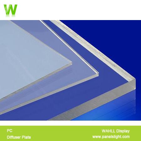 LED Panel Diffuser Plate Analysis - lighting fixture|indoor