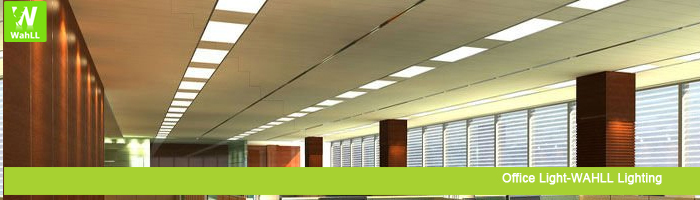 office light WAHLL Lighting